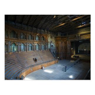 Carte Postale L'Italie, Parme, Teatro Farnese