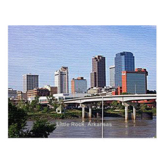 Carte Postale Little Rock, Arkansas