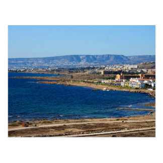 Carte Postale Littoral de la Chypre