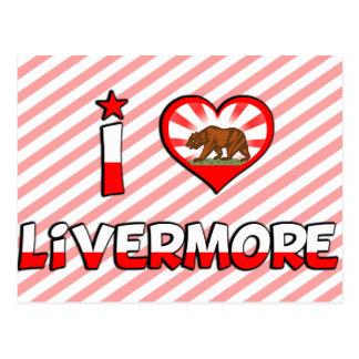 Carte Postale Livermore, CA