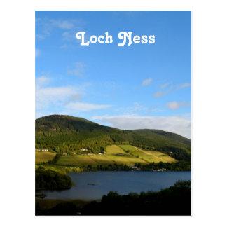 Carte Postale Loch Ness en Ecosse
