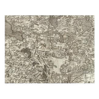 Carte Postale Loches