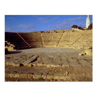 Carte Postale L'Odeon, Paphos, Chypre