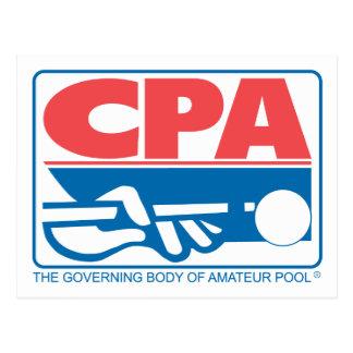 Carte Postale Logo de CPA
