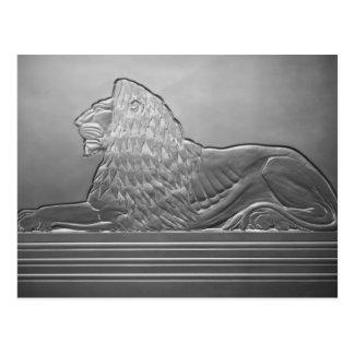 Carte Postale Logo de MGM Lowes