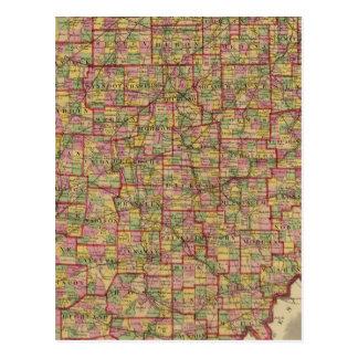 Carte Postale L'Ohio 3