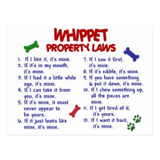 Carte Postale Lois 2 de propriété de WHIPPET