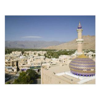 Carte Postale L'Oman, montagnes occidentales de Hajar, Nizwa.