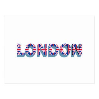 Carte Postale Londres