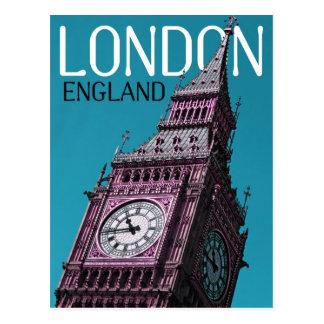 Carte Postale Londres Angleterre