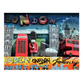Carte Postale Londres, Angleterre