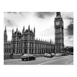 Carte Postale Londres Big Ben