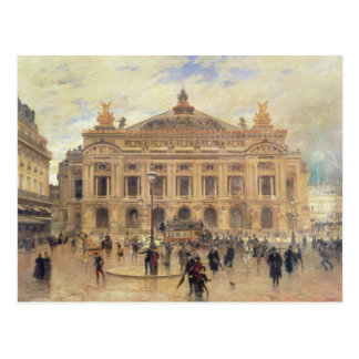 Carte Postale L'Opera, Paris