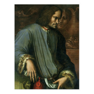 Carte Postale Lorenzo de Medici 'le Magnificent