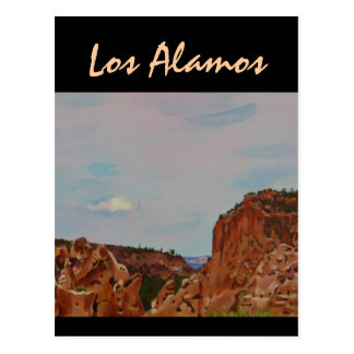 Carte Postale Los Alamos