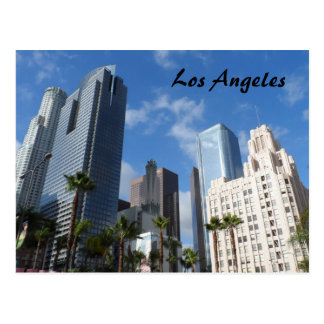 Carte Postale Los Angeles du centre