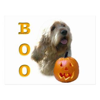 Carte Postale L'Otterhound Halloween HUENT