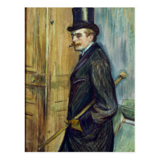 Carte Postale Louis Pascal, 1891