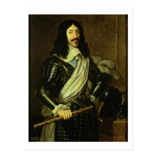 Carte Postale Louis XIII (1601-43) (huile sur la toile)