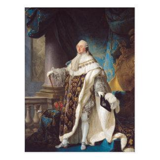 Carte Postale Louis XVI