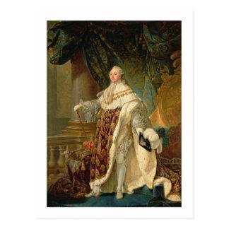 Carte Postale Louis XVI (1754-93) (huile sur la toile)