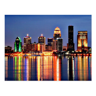 Carte Postale Louisville Kentucky