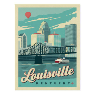 Carte Postale Louisville, Kentucky