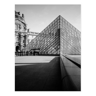 Carte Postale Louvre