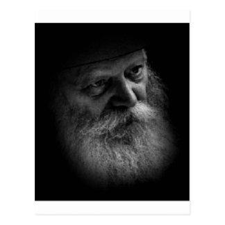 Carte Postale Lubavitcher Rebbe