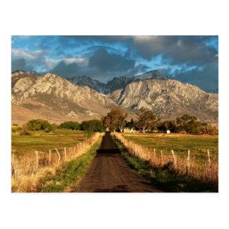 Carte Postale Lubken Canyon Road