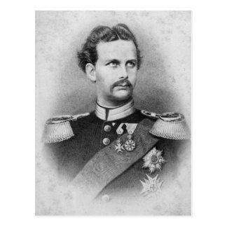 Carte Postale Ludwig II de la Bavière