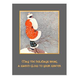 Carte Postale Lueur de vacances