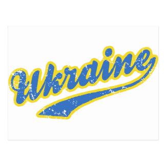 Carte Postale L'Ukraine