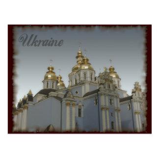 Carte Postale L'Ukraine vintage