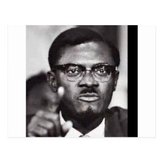 Carte Postale Lumumba
