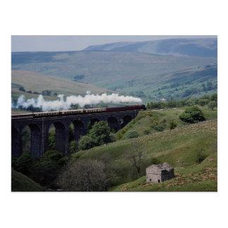 Carte Postale Lunds Viaduct de princesse Margaret Rose