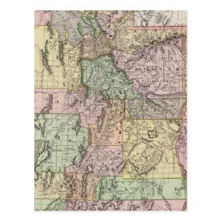 Carte Postale L'Utah 3