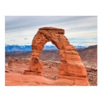 Carte Postale L'Utah, Etats-Unis. Voûte sensible en parc