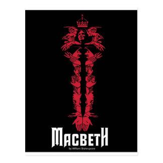 Carte Postale Macbeth