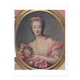 Carte Postale Madame du Barry, 1770