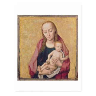 Carte Postale Madonna et enfant 2