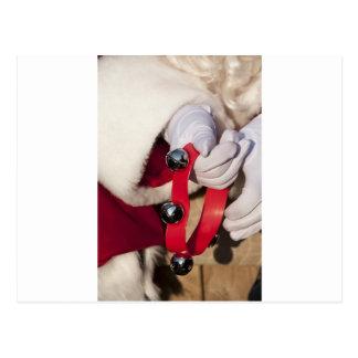 Carte Postale Mains de Santa