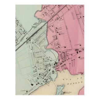 Carte Postale Mamaroneck, cou de Rye