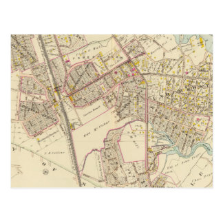 Carte Postale Mamaroneck, Larchmont, New York