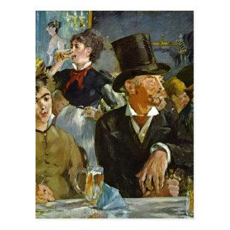 Carte Postale Manet, Edouard Im le CAM ? - othe 1878 de