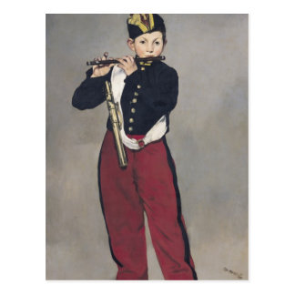 Carte Postale Manet | Fifer, 1866