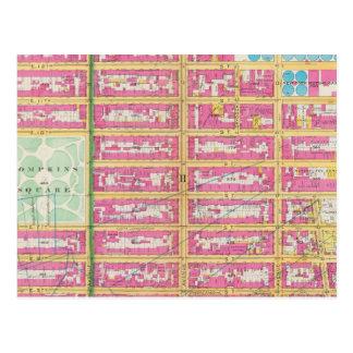 Carte Postale Manhattan, New York