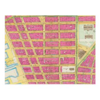 Carte Postale Manhattan, New York 11