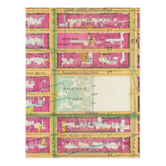 Carte Postale Manhattan, New York 6