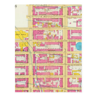 Carte Postale Manhattan, New York 9